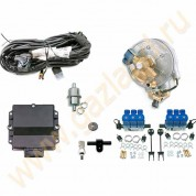 OMVL NEW DREAM64-8 OBD (EMMER PALLADIO 250 кW) с внеш. ЭМК OMVL GEMINI (D02008.1)